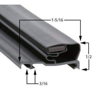 McCall 11020PGD Compatible Door Gasket Part# (MCC673)