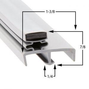 Tafco 32 x 76 7/8 Door Gasket
