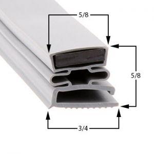 Dunhill 11 1/2 x 23 3/4 Door Gasket